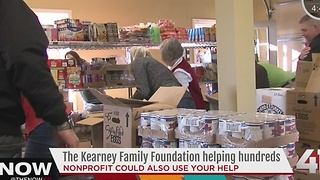 The Kearney Family Foundation helps hundreds of families - Video