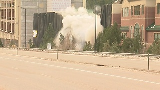 Monarch Casino's parking garage in Black Hawk imploded - Video