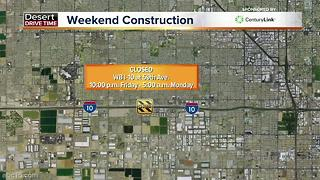 Weekend Construction July 7 - Video