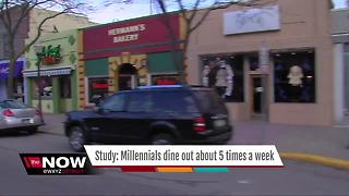 Millennials Eat Out - Video