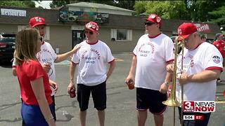 Ralston band of brothers, friends plays on - Video