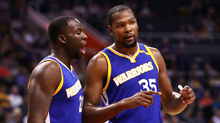 Draymond Green is the REAL Reason Kevin Durant Joined the Warriors - Video