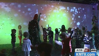 Santa's Magic takes over Omaha Children Museum - Video