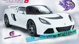 Asphalt 8 - DUBAI ELECTRIC  - Video