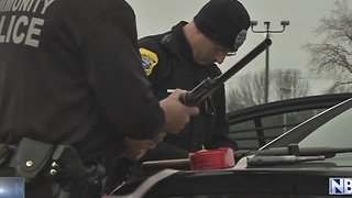 Goods for Guns Event is a Hit in Community - Video