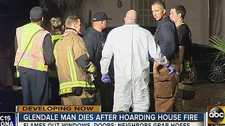 In less than 24 hours, 2 die in house fires - Video
