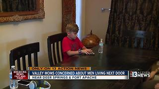 Valley moms concerned about transitional facility next door - Video