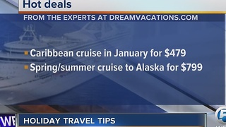 Holiday travel tips - Video