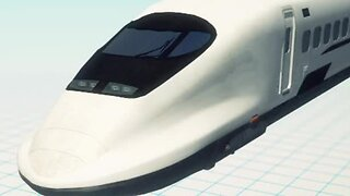 Japan unveils new world's fastest bullet train