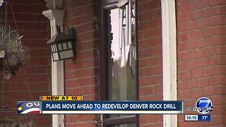 City approves special district plans for Denver Rock Drill