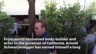 Schwarzenegger Unleashes Incredibly Bizarre Lawsuit - Video