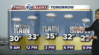 7 First Alert Forecast 0205 - Noon