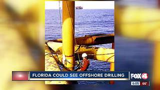 Florida offshore drilling - Video