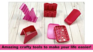 AMAZING Crafty Tools by Make it by Marko