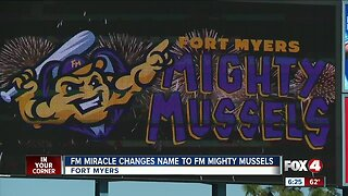The Fort Myers Miracles change their name