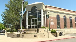 Twin Falls Library Offers Curbside Pickup