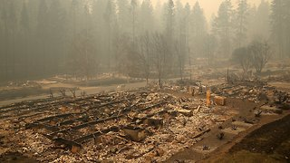 Officials Revise Camp Fire Death Toll