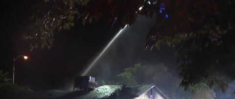 Deadly house fire near Charleston and Lamb