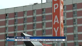 Senior citizens lose parking after price hike in Royal Oak - Video