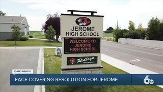 Jerome School District offers remote option