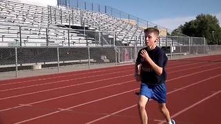 Super 7 Athlete of the Week: AJ Harrington - Video