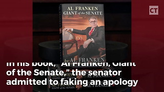 Al Franken Admits Past Apology Was a Fraud - Video