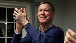 John Hickenlooper Announces Run For President