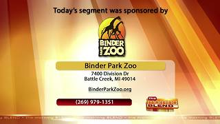 Binder Park Zoo - 7/13/18 - Video