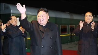 Kim Says Korean Peace Depends On Better Attitude From U.S.