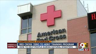 This program will teach you how to help people during natural disasters - Video