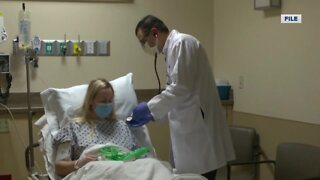 Doctors warn of the dangers of contracting the Flu during the pandemic