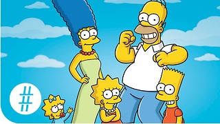 Amazing Facts About The Simpsons! - Video