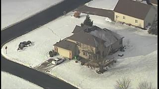 House in Jackson Township where SWAT standoff ended after four hours - Video