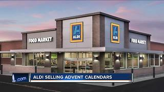 ALDI selling wine Advent calendars