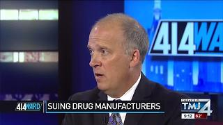 414ward: Suing drug manufacturers - Video