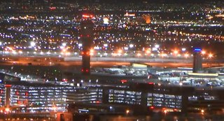 High winds in Las Vegas valley causing travel delays