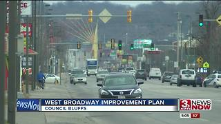 Council Bluffs city council preview: West Broadway plans, trees along river - Video