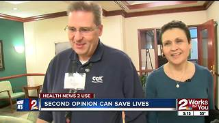 Health News 2 Use: A second opinion - Video