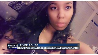 Woman shot multiple times in River Rouge dies from injuries