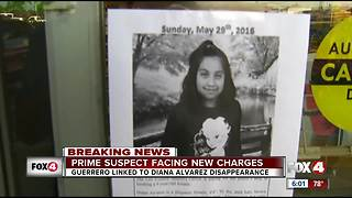 More charges in Diana Alvarez's dissapearance - Video