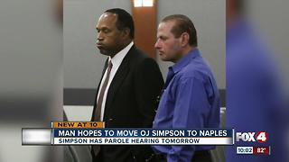 OJ Simpson could be moving to Southwest Florida - Video