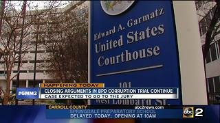 Gun Trace Task Force corruption trial coming to a close - Video