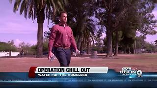 Salvation Army begins Operation Chill out - Video