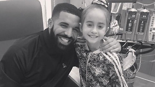Drake SURPRISES 11 Year Old In Hospital!