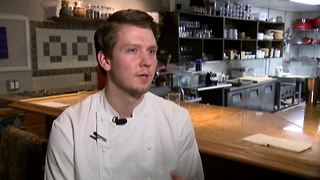 Young Milwaukee cook hopes practice makes perfect - Video