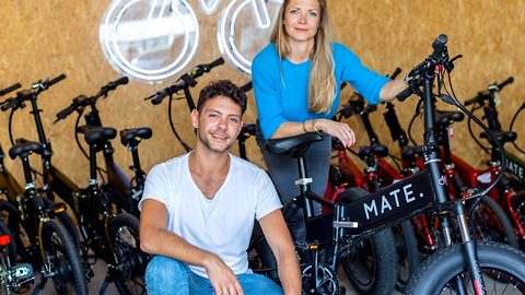 Danish Siblings Break Crowdfunding Records With Foldable Electric Bike After They Raise A Huge £7.6 Million In Just 63 Days