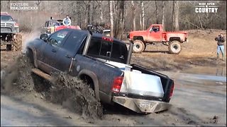 Epic Mudding Fails Compilation 2016