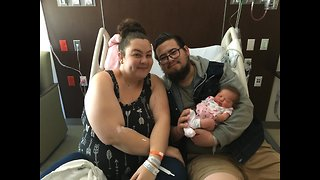 New year, new babies! Vegas mothers welcome first babies of 2019