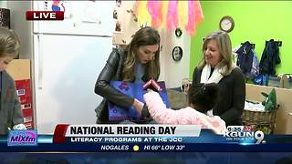 National Reading Day at the JCC - Video
