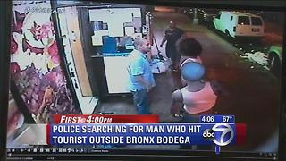 Italian Tourist Oliver D' Orioro Killed By Punch Outside Bronx Bodega - Video